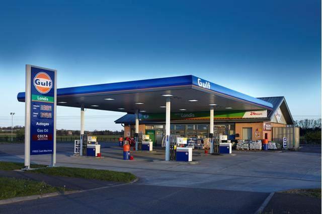 GULF海湾石油正式启动在华加油站业务