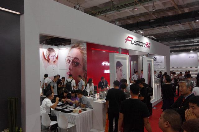 北京国际眼镜展盛大开幕 思柏润携六大品牌隆重亮相