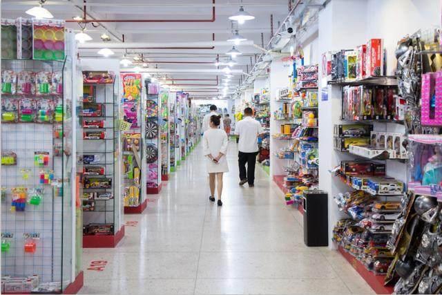 新悦翔商务服务有限公司——汕头澄海玩具行业的一张新名片